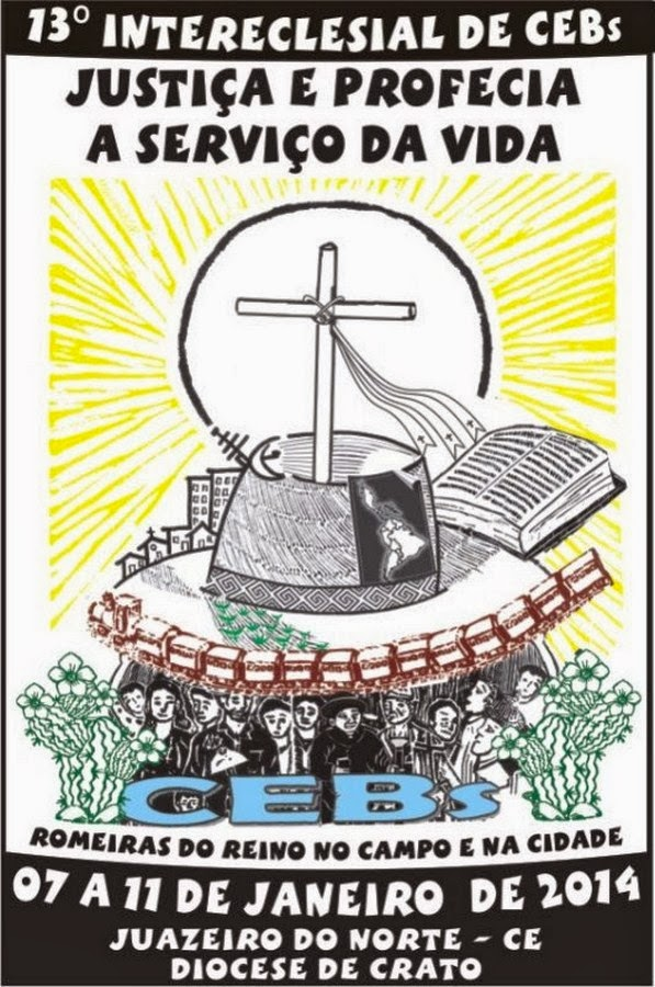 """Papa ao Intereclesial: """"Todos devemos ser romeiros, levando a alegria do Evangelho!"""""""