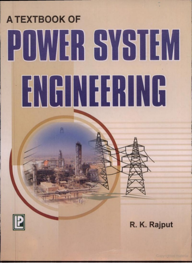 Power Systems Book by C L Wadhwa PDF Free Download