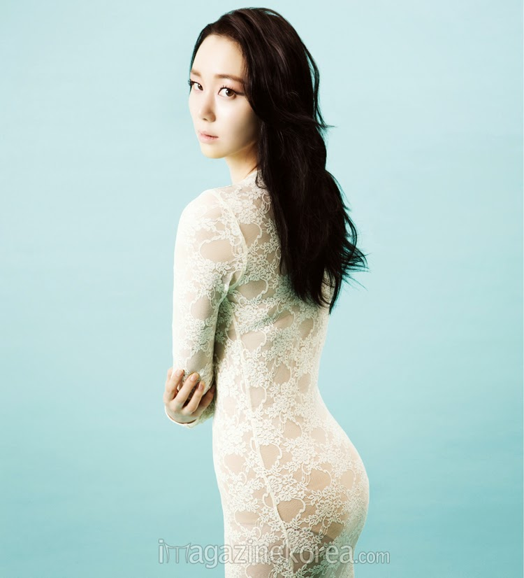 Lee Yoo Young - Esquire Magazine December Issue 2014