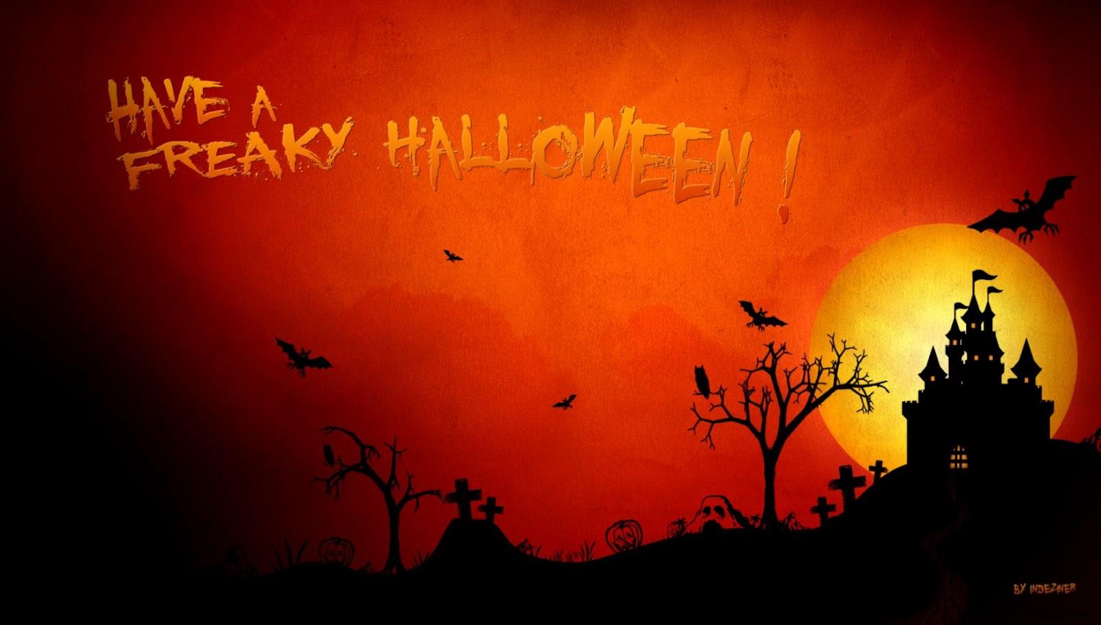 Freaky Halloween Desktop Pc And Mac Wallpaper | This Wallpapers