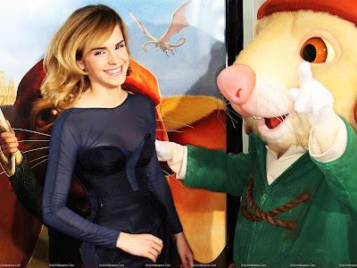 Emma Watson Harry Potter Actress Wallpaper