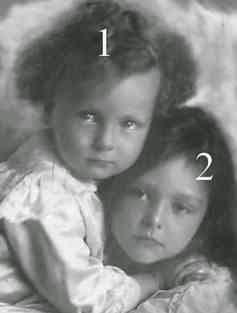 Hermine-Caroline et Ferdinand von Schönaich-Carolath