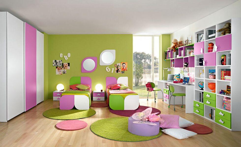 Tervezzünk: a gyerekeink szobája  Lakjunk jól!