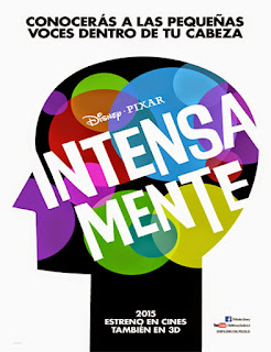 Intensa Mente (Inside Out) (2015)