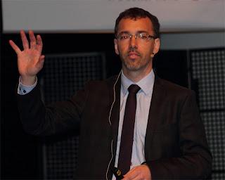 Per Eckemark (nytillträdd chef för ABB:s division Power Systems i Sverige)