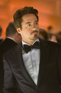 Tony Stark the Iron man series