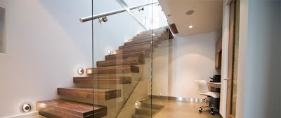 Gambar Tangga Rumah Mewah Desain Interior Terbaru