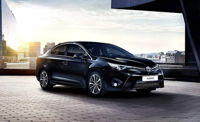 2016 Toyota Avensis Review