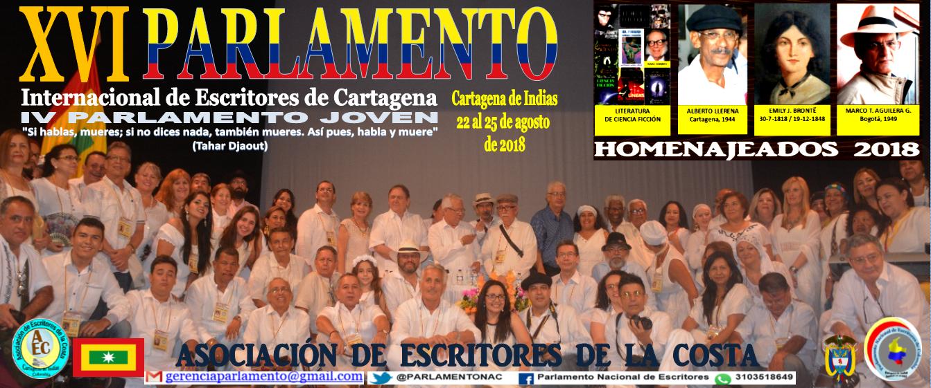 PARLAMENTO INTERNACIONAL DE ESCRITORES DE CARTAGENA