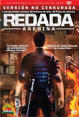 redadaases The Raid Redemption (2011) Español Latino