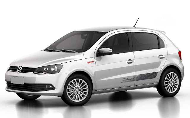 Novo VW Gol 2015 Rock in Rio