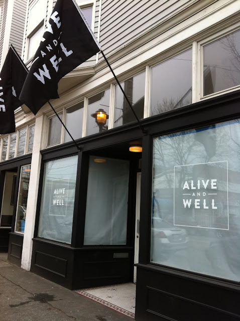 Alive & Well Seattle