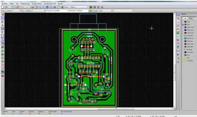 Pc to cctalk circuit board