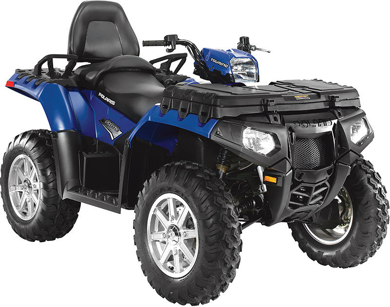 Motorcycles Updates  2011 Polaris Sportsman Touring 550