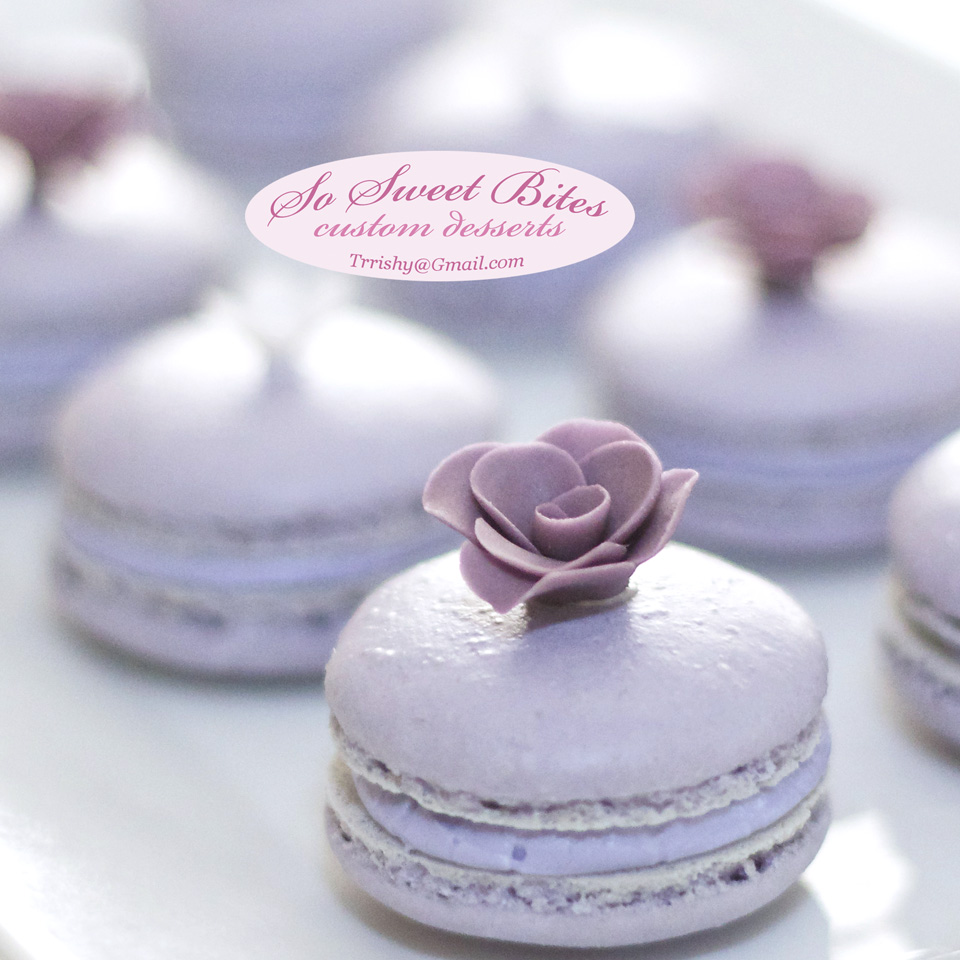 Ube French Macarons | Life At Home