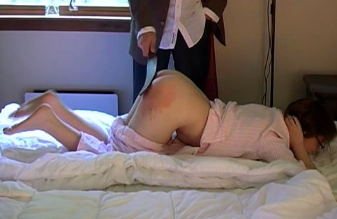 Brat Otk Spanked Hard At Girls Boarding School Teen Girl Spanking
