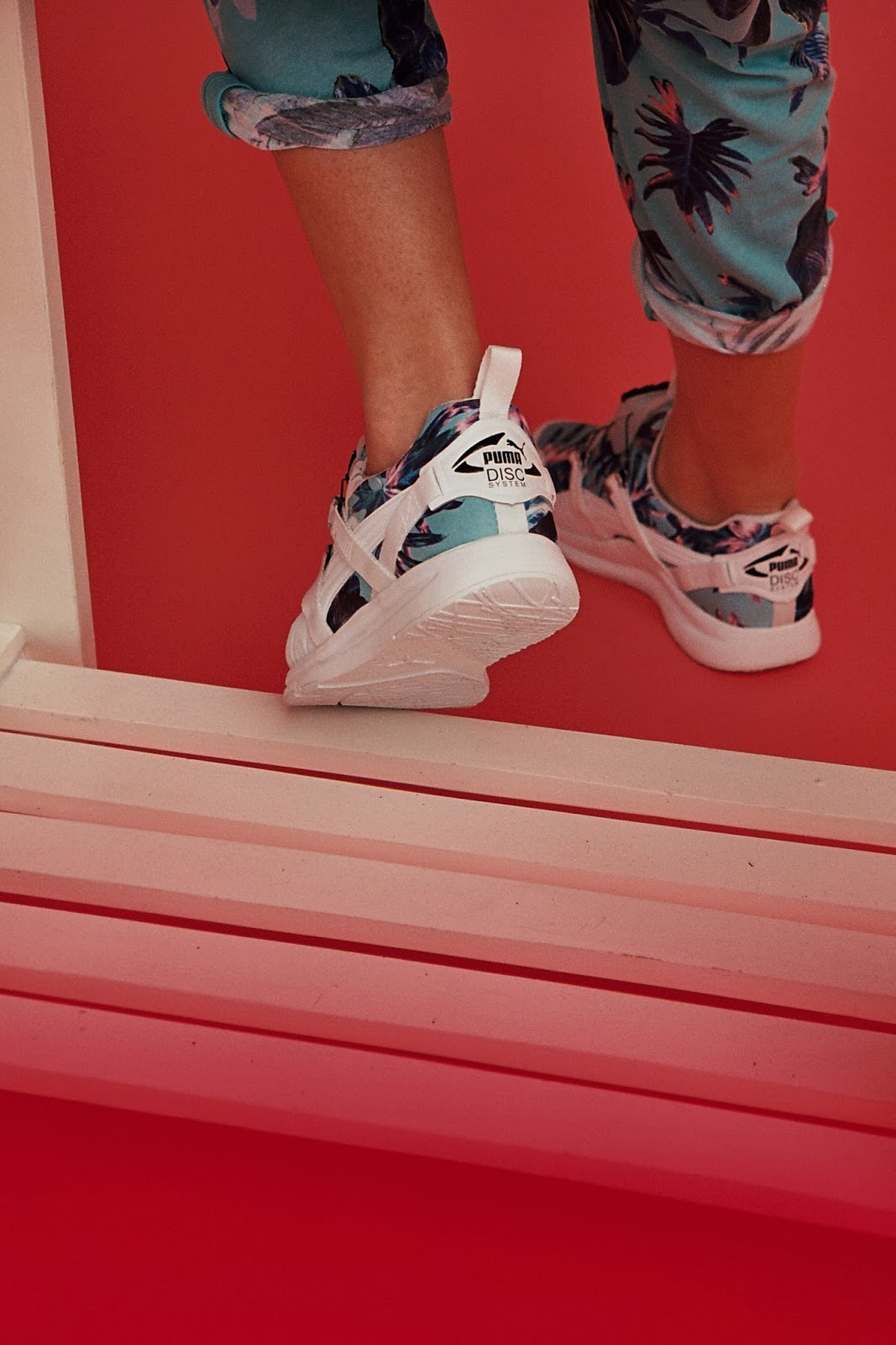 puma tropicalia new collection asos footasylum new in coords disc blaze tropical prints