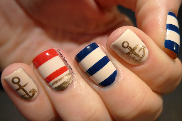 love varnish 31 day nail art challenge