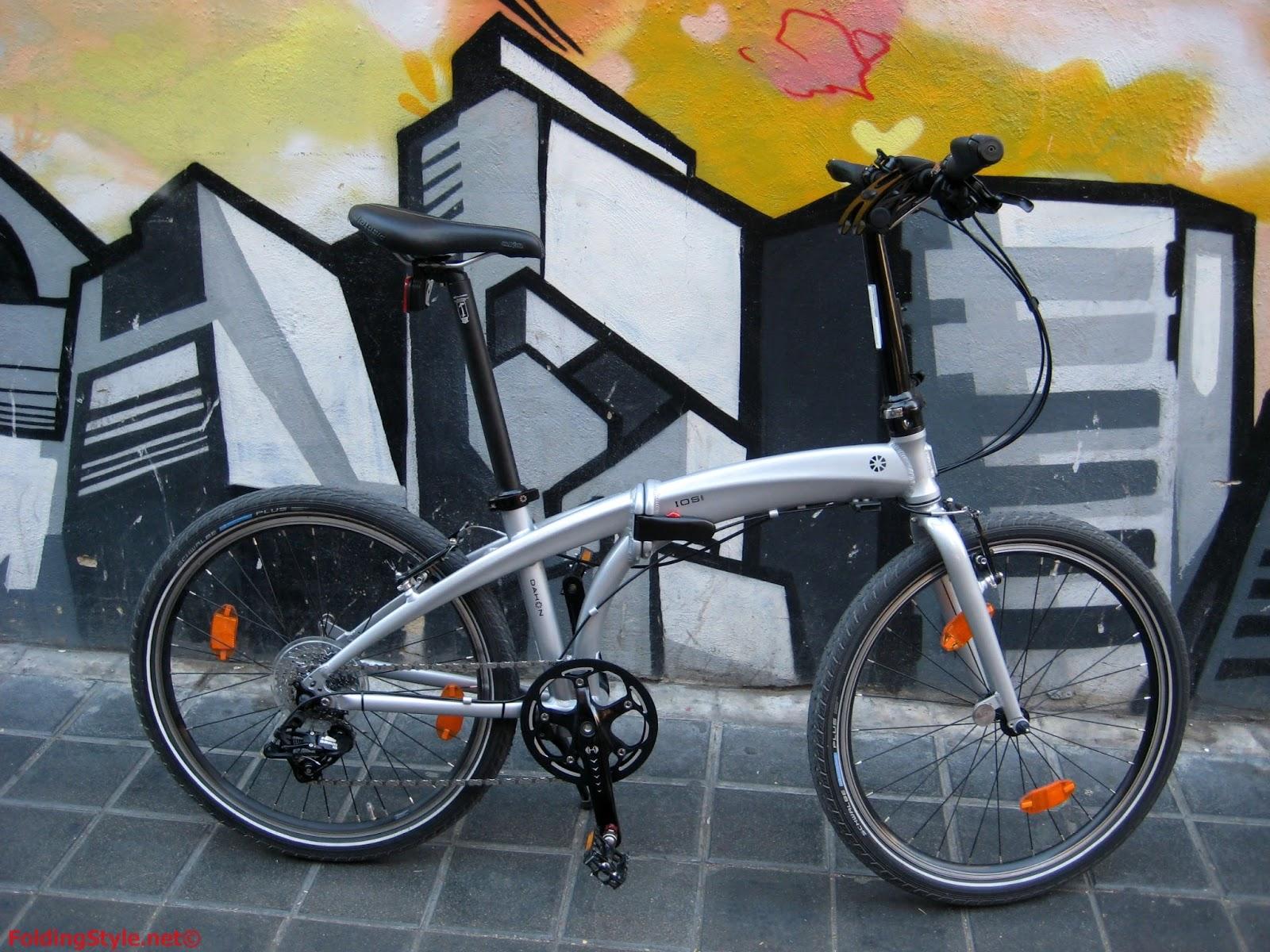 Dahon Ios P8 Folding Bike Harga: Rp. 6.600.000,- - Toko