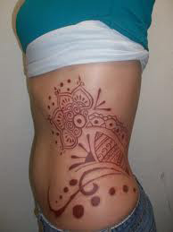 Henna Tattoo For Girls To Look Classic!