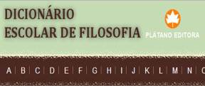 Dicionário Escolar de Filosofia