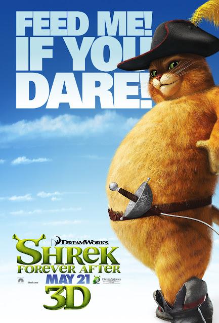 Puss In Boots Shrek4
