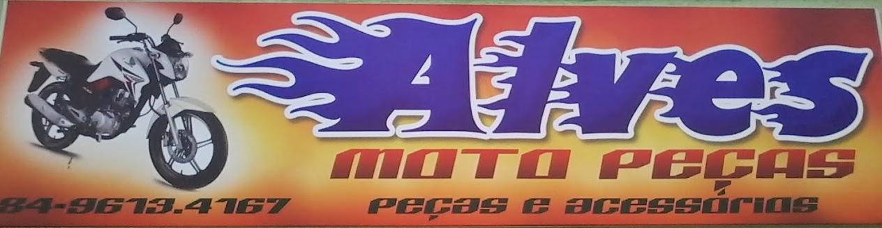 ALVES MOTO PEÇAS EM ITAÚ-RN