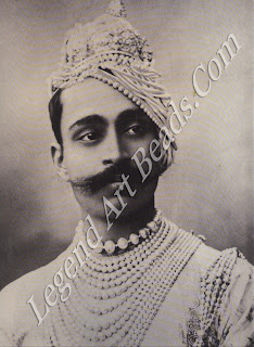 The Maharana of Dholpur was said to possess the finest pearls in India. For one string alone the last Tsar of Russia is alleged to have offered Maharana Nihal Singh forty million rupees.