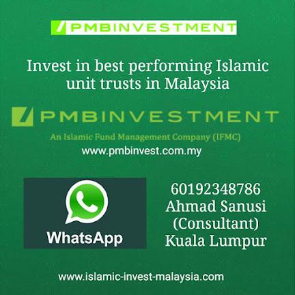 Best Islamic unit trusts - Malaysia