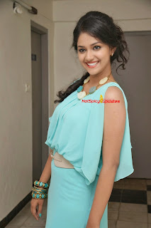 Keerthi Suresh Light Blue Gown 12.jpg
