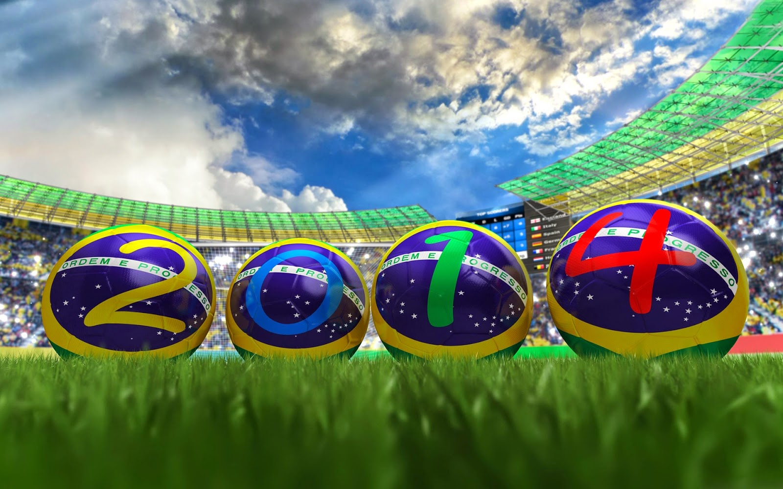 FIFA World Cup Brazil 2014 pictures