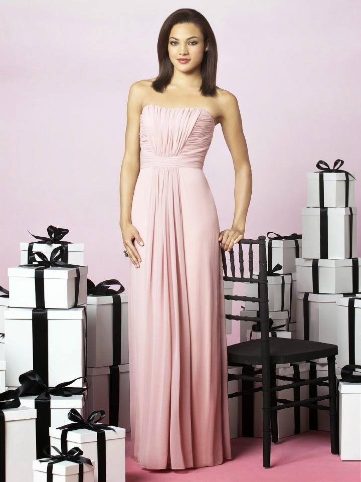 Diseños de vestidos de damas de honor