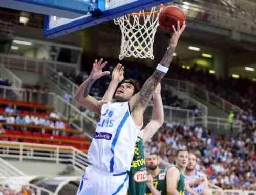 Πρωτιά για την εθνική ανδρών στο τουρνουά «Ακρόπολις-Eurobank»-Επικράτησε με 67-62 και της Λιθουανίας