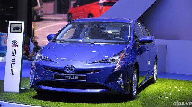 Ngắm gian hàng Toyota Việt Nam tại VMS