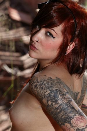 Suicide Girls: Jokar - The Factory