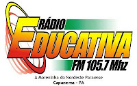 Rádio Educativa FM 105,7 ao vivo e online Capanema PA