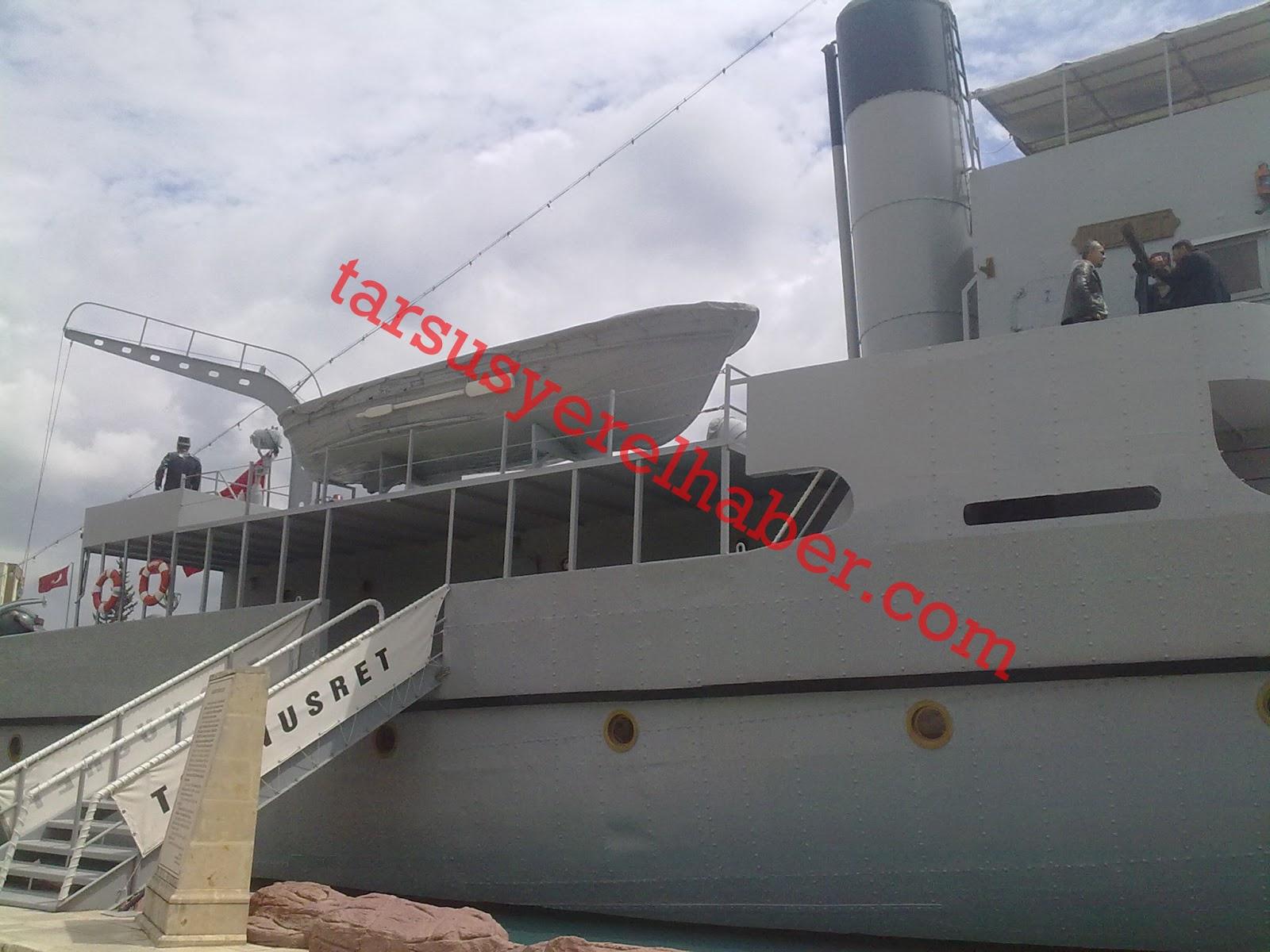 tarsus nusrat mayın gemisi-22