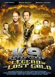K-9 Adventures: Legend of the Lost Gold 2014 español Online latino Gratis