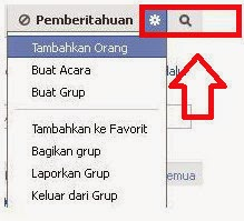 setting group fb