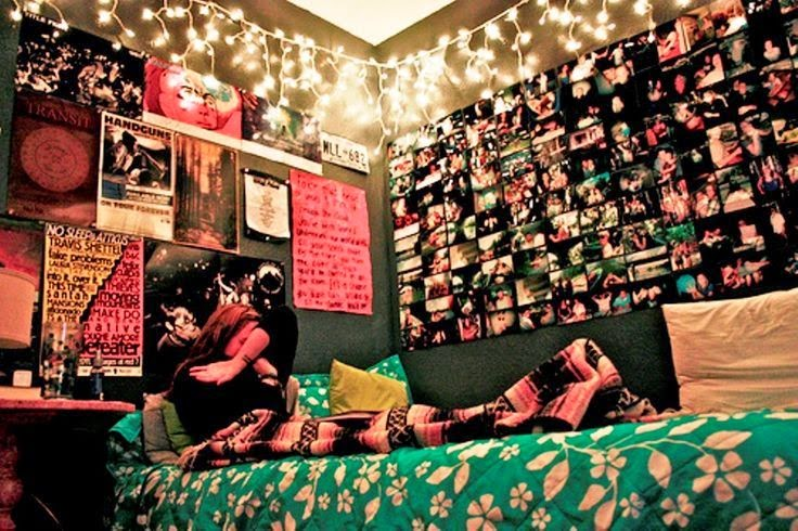 Cute and cool teenage girl bedroom ideas diy craft projects - Cute teen room decor ...