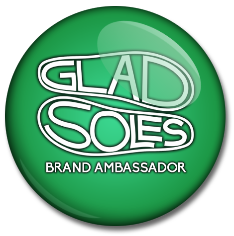 Gladsoles Ambassador!