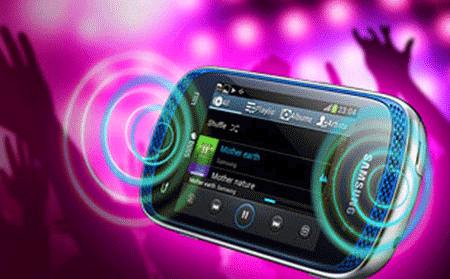 Samsung Galaxy Music GT-S6010