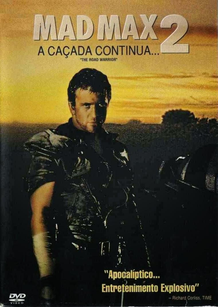 Mad Max 2: A Caçada Continua – Dublado (1981)