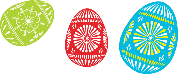 images of easter eggs to colour. clip art easter eggs. pictures