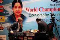 Anand-Carlsen - Cuarta partida