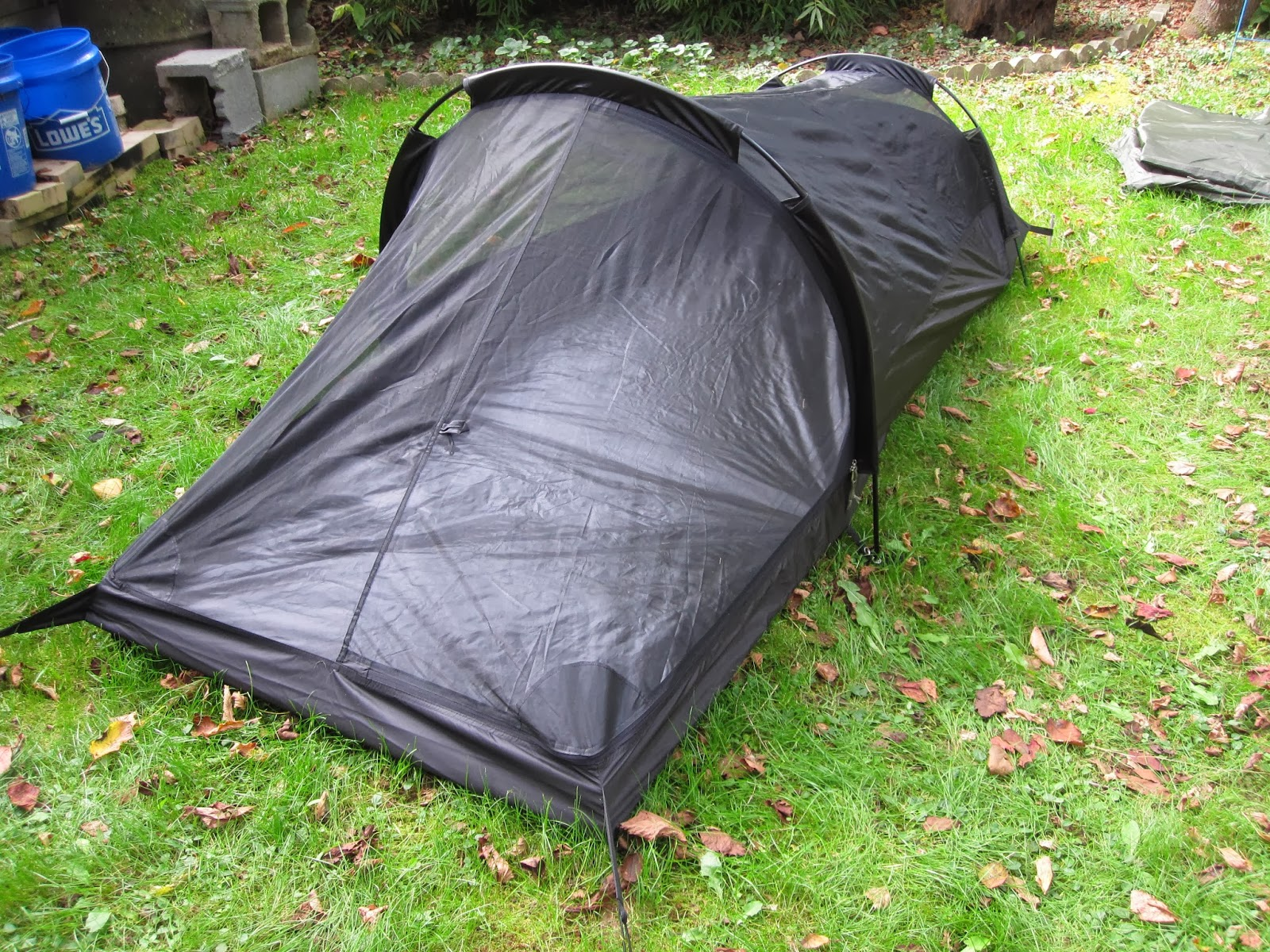 The Outdoor Gear Review Snugpak Ionosphere Bivy / Tent - Review - The Outdoor Gear Review & The Outdoor Gear Review: Snugpak Ionosphere Bivy / Tent - Review ...