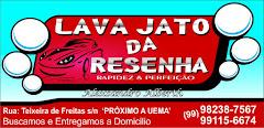 LAVA JATO DA RESENHA