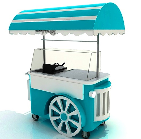 Unique Pushcart-KLIK IMAGE
