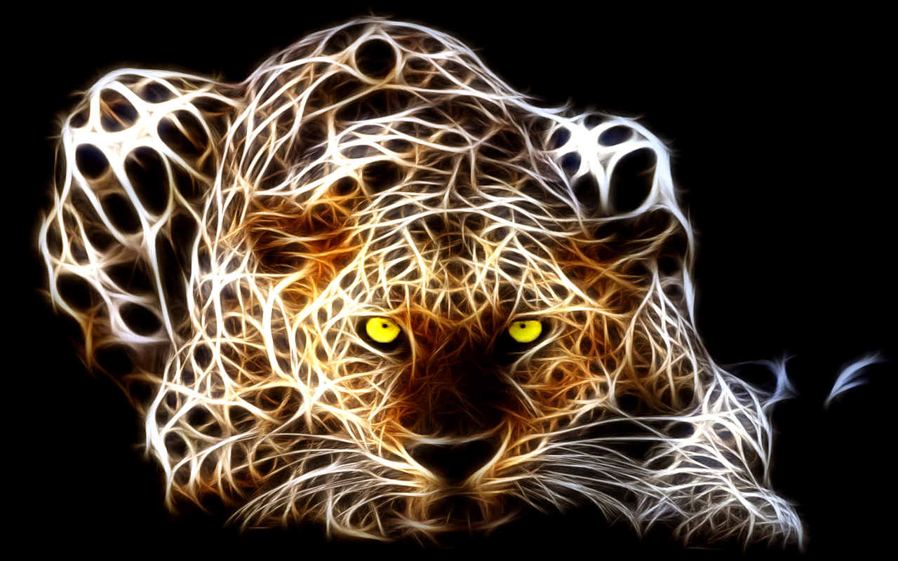 big 3d animal wallpaper - photo #5