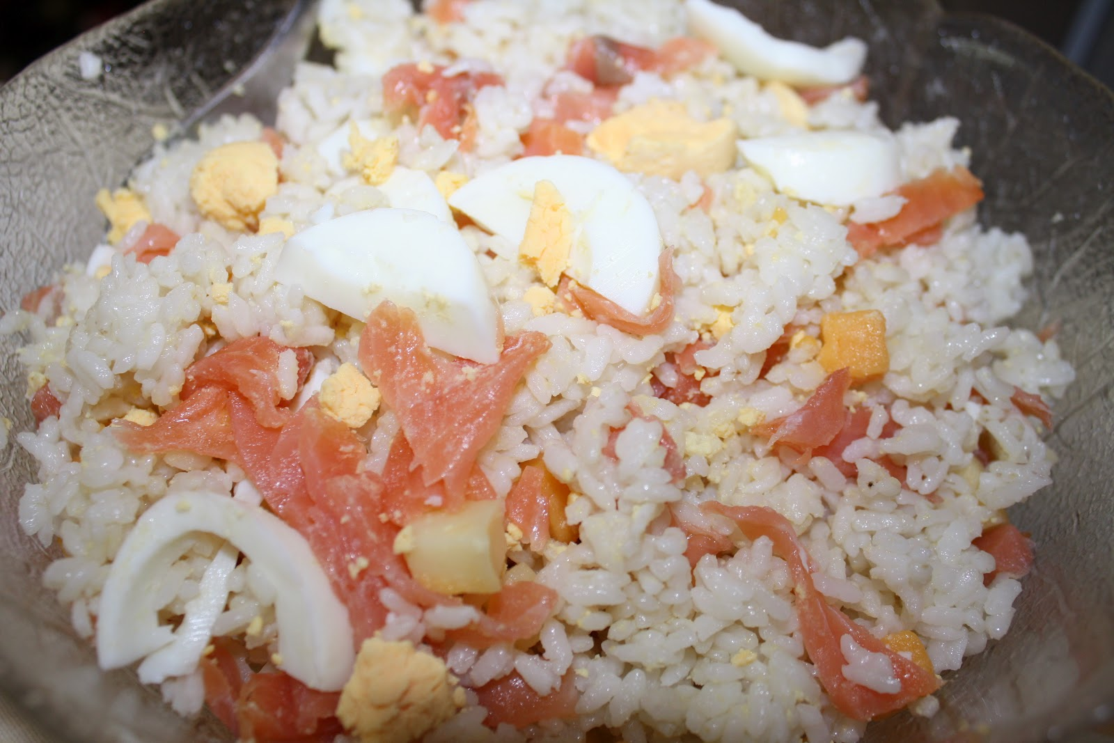 4eyes2hands comida veraniega y r pida de hacer for Preparar comida rapida
